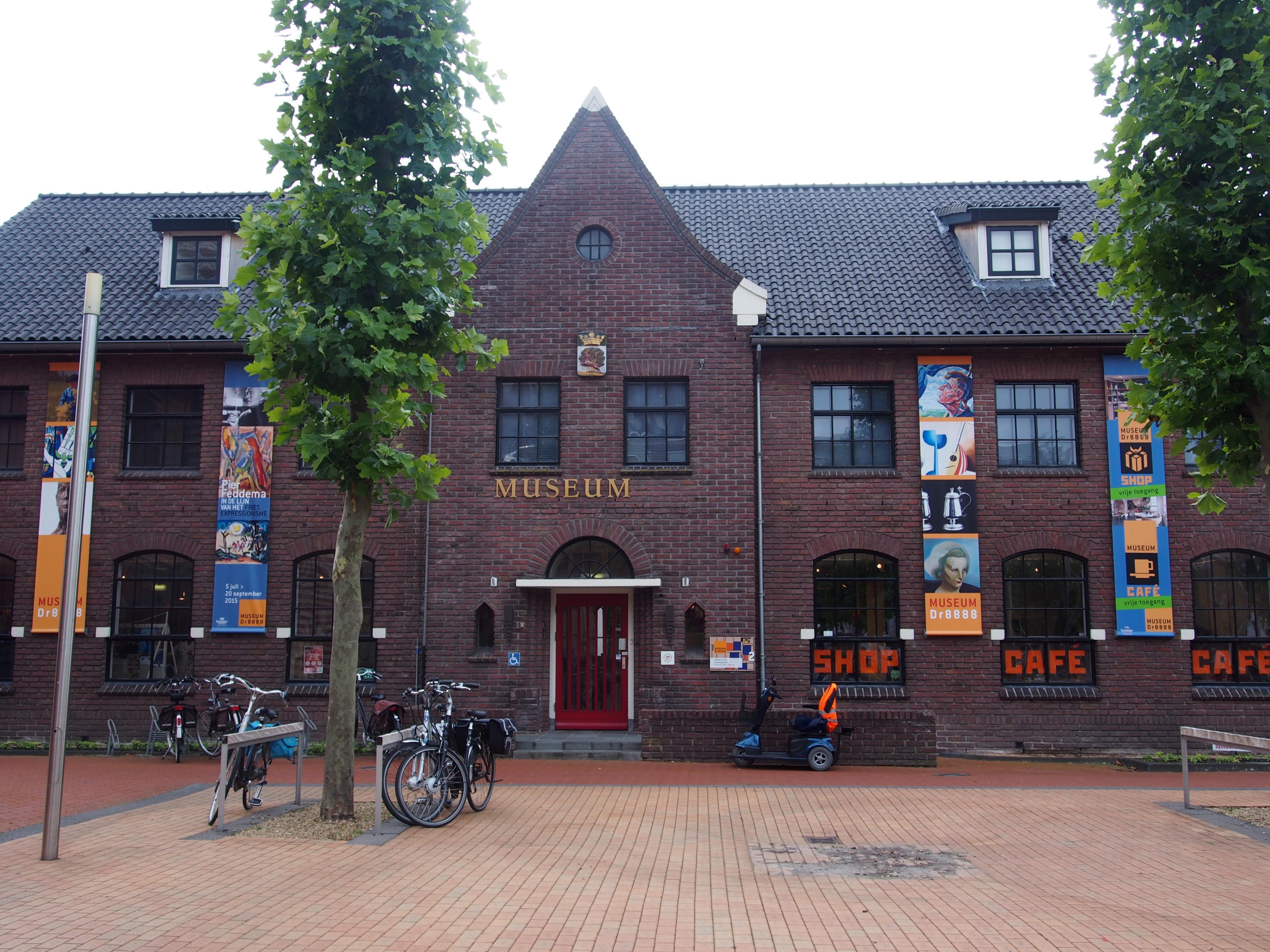 Museum Drachten // cc Baykedevries