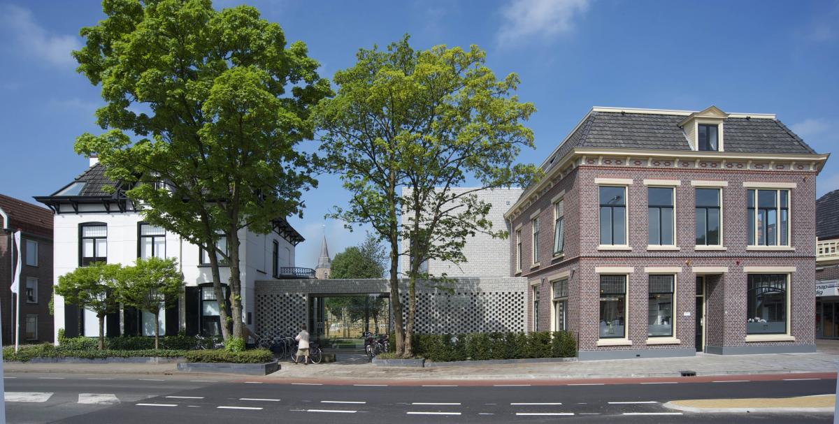 Villa Mondriaan // c Luuk Kramer