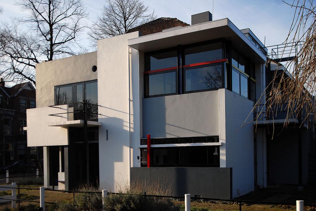 Rietveld-Schröderhuis // cc IK's World Trip