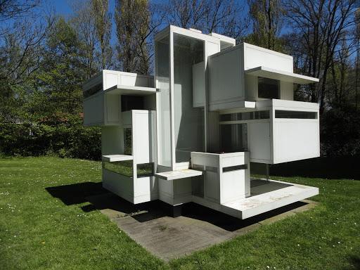 Mick Eekhout, Prototype Maison d'Artiste (2003)