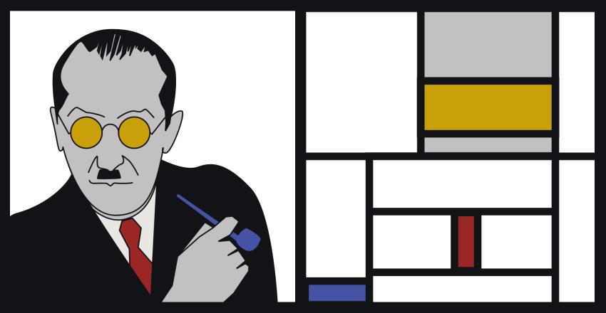 Piet Mondriaan // c DaanDirk