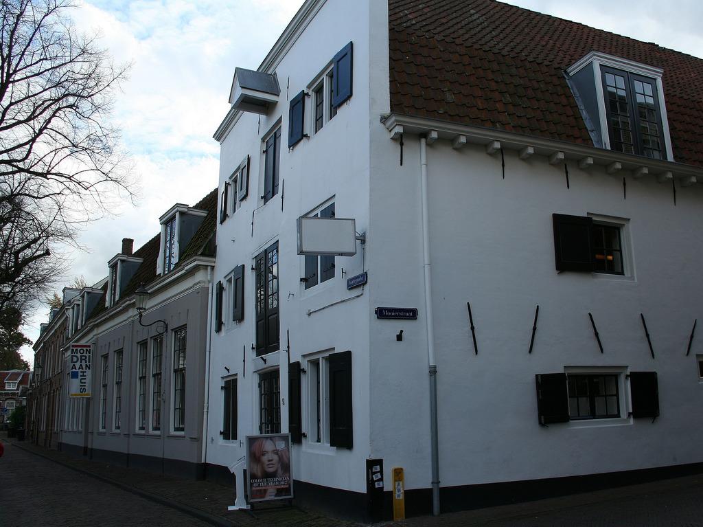 Mondriaanhuis // cc Willem Geijssen