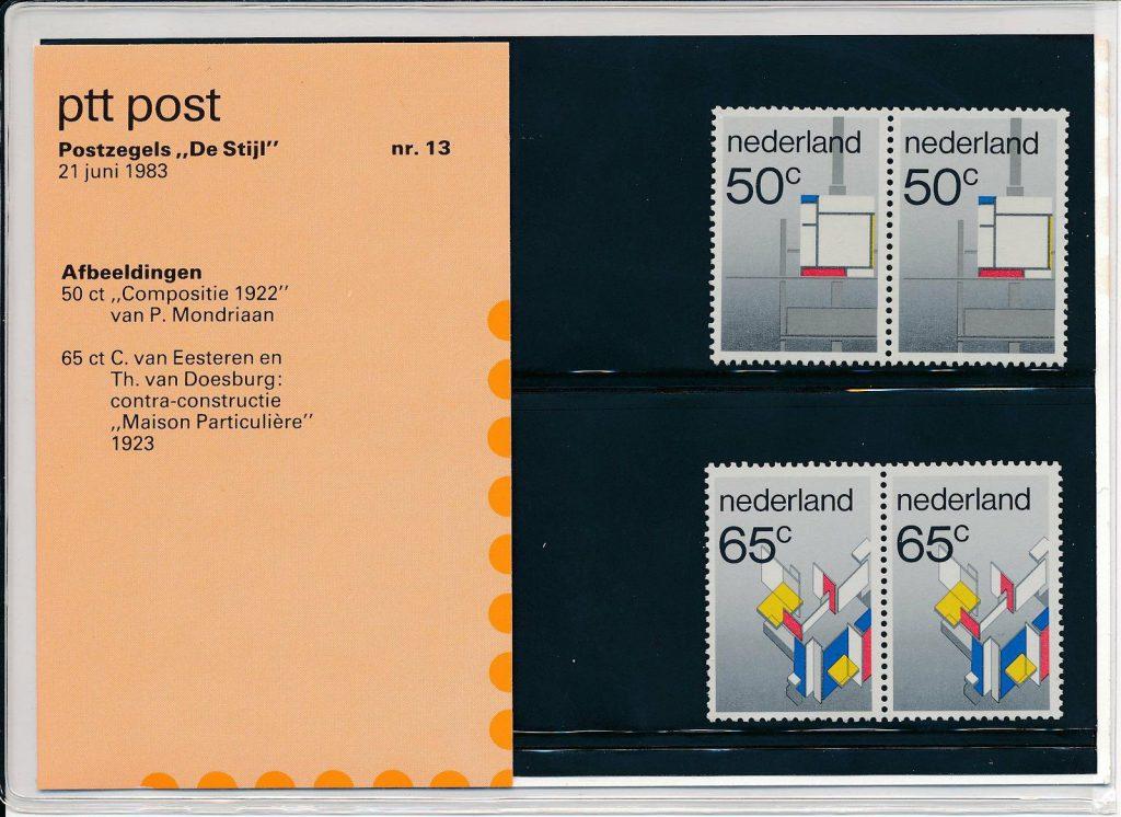 postzegels-de-stijl