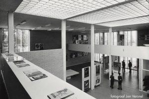 Het Rietveld paviljoen te Amersfoort. // c Jan Versnel
